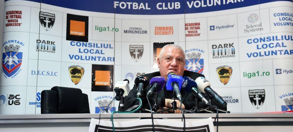 """Noi acuzatii in Liga I dupa socul Voluntari 3-1 Steaua: """"Au pornit o campanie intensa si cam bate la ochi"""". Cum se incinge lupta pentru evitarea retrogradarii"""