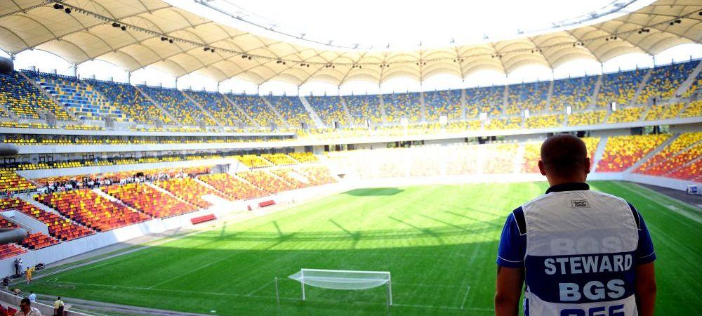 """""""Asumarea raspunderii nu are nicio legatura cu respectarea legii!"""" Primaria refuza sa-si asume deschiderea unui stadion pentru care a cheltuit 240 mil euro! Raspunsul catre FRF"""