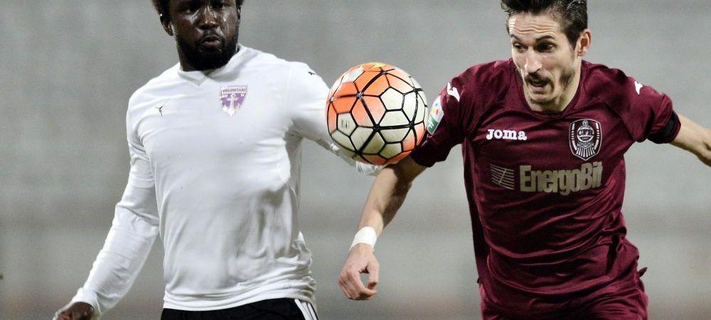 """A inceput fotbalul descult si a semnat primul contract la 11.500 de kilometri de casa. Povestea """"vitezistului"""" care a invins Steaua: """"Visez sa joc in UEL sau UCL"""""""