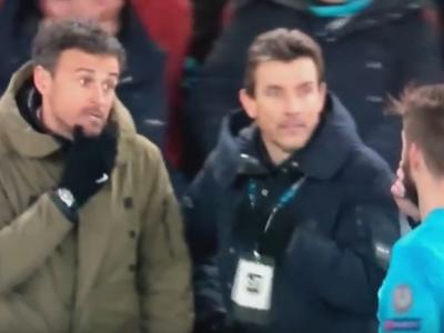 VIDEO: Spaniolii au aflat ce i-a spus Enrique lui Pique in finalul meciului cu Arsenal! Ce s-a intamplat la doar 1 minut dupa asta