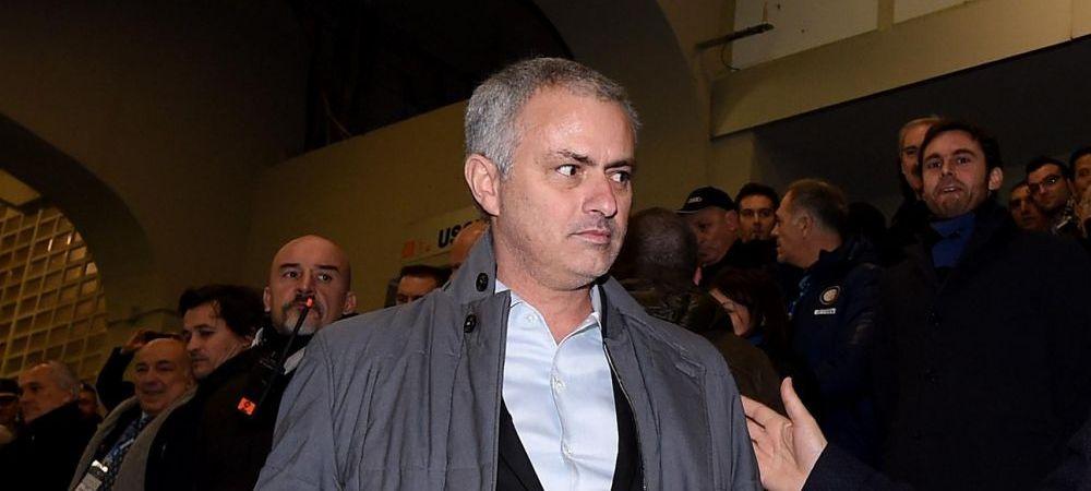 """Astept sa spuna ca voi fi selectionerul vostru!"" Reactia lui Mourinho intrebat daca merge la Manchester United"