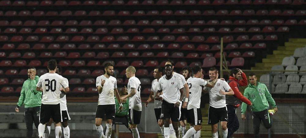 Chiajna 1-2 Voluntari.Milevskyi a inscris primul sau gol in Liga I, oaspetii au castigat cu golurile lui Tiru si Achim. Urmeaza bataliile din Play Out