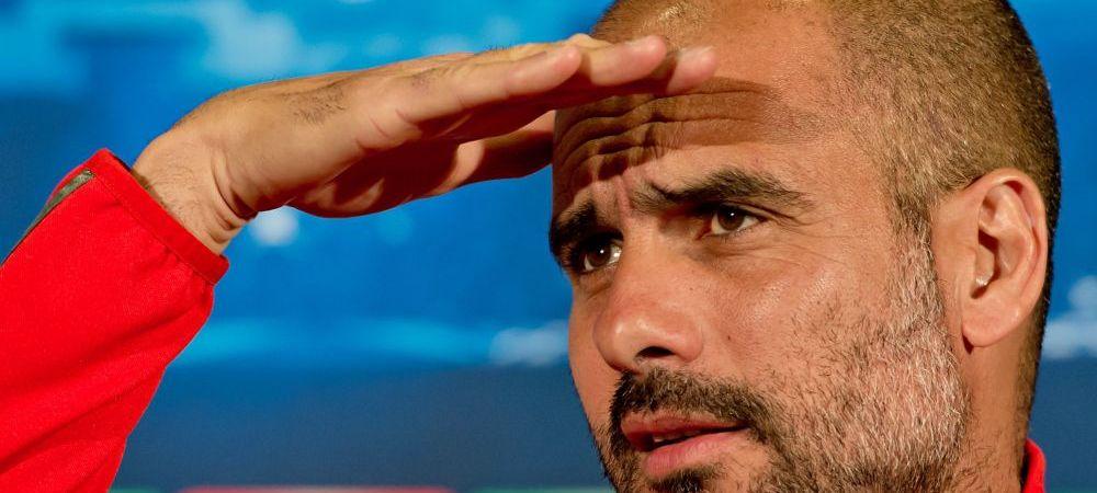 PRIMUL transfer al lui Guardiola la Manchester City! I-a SUFLAT Barcei un fundas senzational cu 50 de milioane de euro!