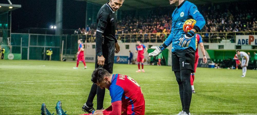 Adevarata problema a lui Marica! Ce se intampla cu atacantul nationalei dupa ce s-a transferat la Steaua