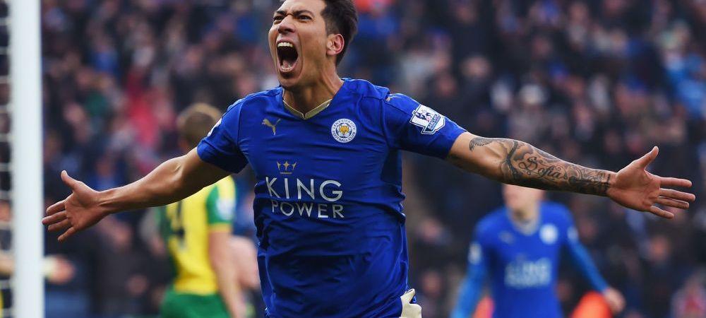 MIRACOLeicester. Surpriza sezonului din Anglia se apropie de tot mai mult de titlu: Leicester a castigat in minutul 90 si ramane prima in clasament