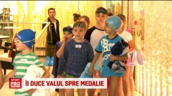 "Se cauta campioni| ""Sefa"" natatiei, Camelia Potec, spera sa gaseasca viitori sportivi care sa aduca aurul olimpic in Romania: VIDEO"