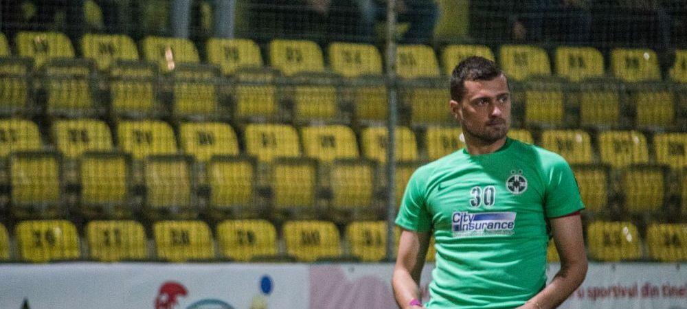 Meciul vietii pentru Tamas. Reghe vrea sa il bage TITULAR cu Dinamo, in Cupa! Ce se intampla cu accidentarea lui Bawab