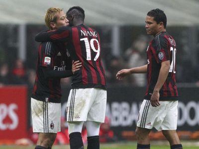 Niang de la AC Milan, implicat intr-un accident rutier: va fi indisponibil doua luni din cauza loviturilor!