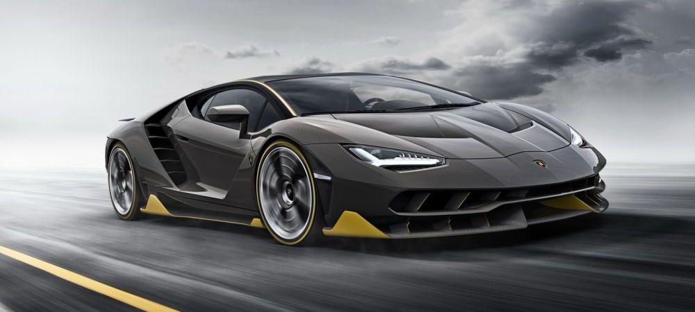 Lamborghini a lansat modelul perfect pentru Tucudean: e cel mai puternic din istorie si costa 2 milioane de euro! VIDEO