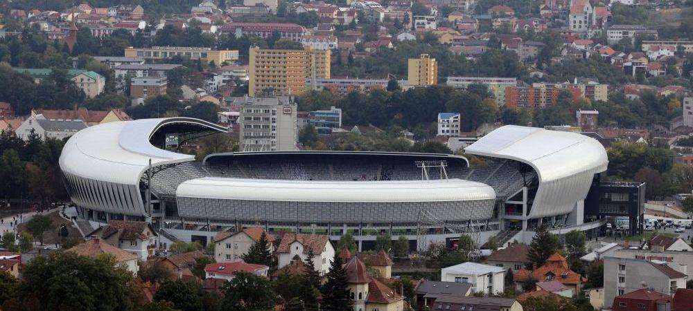 In ce conditie e acum Cluj Arena, stadionul pe care nationala Romaniei s-a REFUGIAT dupa ce National Arena a ramas inchis