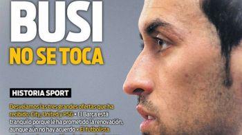 Licitatie uriasa pentru un jucator de la Barcelona! Clauza de reziliere e de 150 mil euro, PSG, Man City si Man United il vor