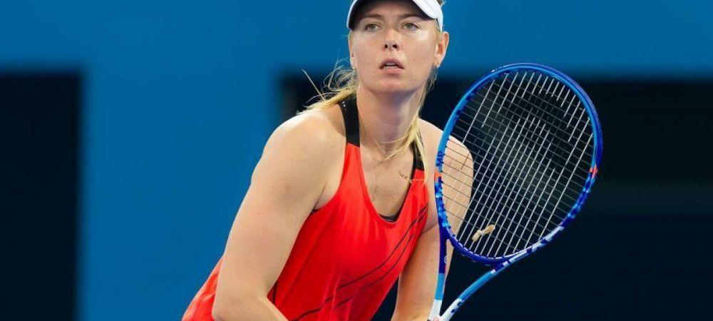 Cum arata un meniu de campioana? Citeste totul despre secretele Mariei Sharapova. Ce mananca, ce bea si cum se mentine in forma