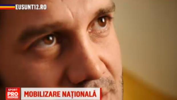Cristi Chivu, capitan in galeria Romaniei pe Stade de France! Meciul care l-a facut sa joace cu lacrimi in ochi in tricoul galben