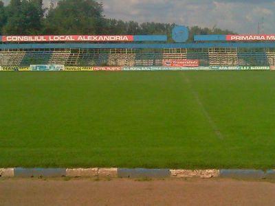 Un nou Scornicesti in Liga I? Stadion de 16 mil € in Teleorman pentru derby-urile Alexandriei cu Orbeasca, Plosca si Peretu
