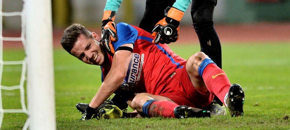 """""""Nu mai sunt atat de disperat sa NU PLEC de la Steaua!"""" Mesajul lui Chipciu catre fanii stelisti care l-au injurat"""
