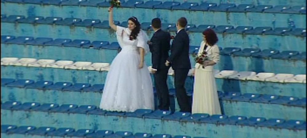 Aparitie surpriza la meciul dintre CSMS Iasi si CFR Cluj! Cine se afla in peluza. FOTO