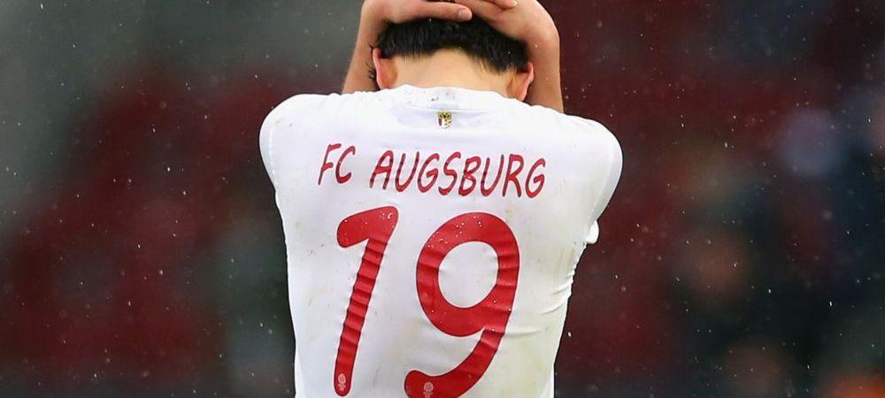 Meci FENOMENAL in Germania! Augsburg a avut 3-0 pana in minutul 61 cu Leverkusen! Nimeni nu s-ar fi asteptat la acest final