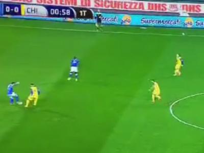 VIDEO: Greseala socanta a lui Chiriches in secunda 58 a meciului, Napoli a luat gol! Romanul marcat apoi pentru prima data in Serie A