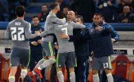Cuvintele uriase ale lui Zidane pentru Ronaldo dupa cele 4 goluri marcate cu Celta! Real Madrid - AS Roma e LIVE la Sport.ro, marti, ora 21:45