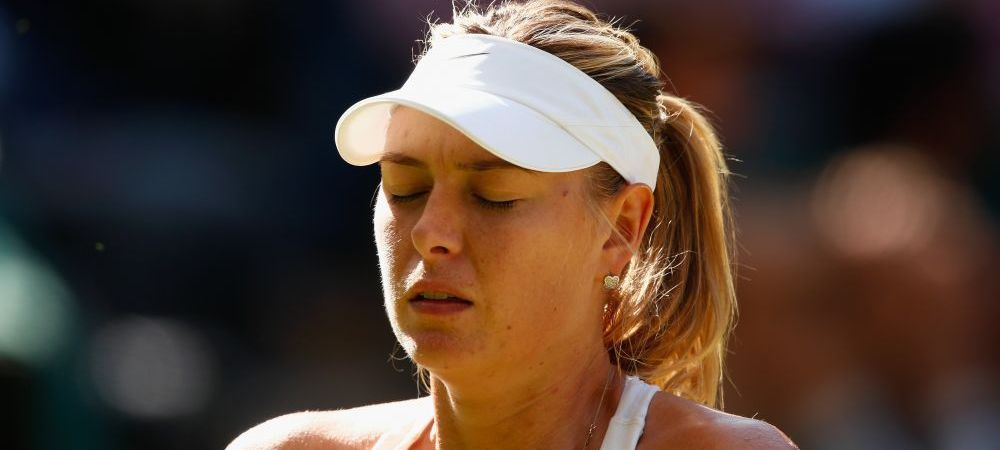 CUTREMUR IN TENIS! Se retrage Sharapova? Decizia de ultima ora luata de rusoaica