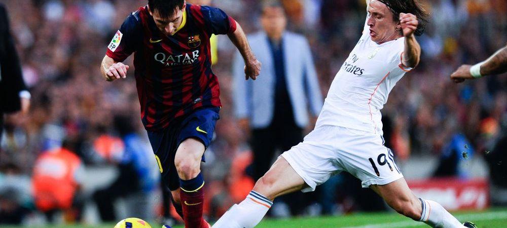 Nici Messi, nici Suarez sau Neymar! Dezvaluirile incredibile facute de Football Leaks: Modric are o clauza de reziliere mai scumpa decat vedetele Barcei