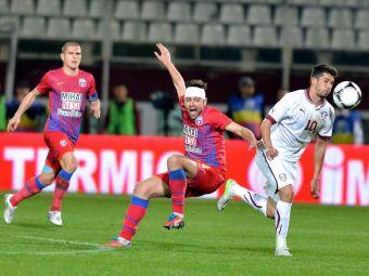 A marcat pentru echipa nationala si a dat goluri in Europa, acum s-a intors in Romania, ca Mutu si Marica! Cine e in negocieri CU ACS BERCENI