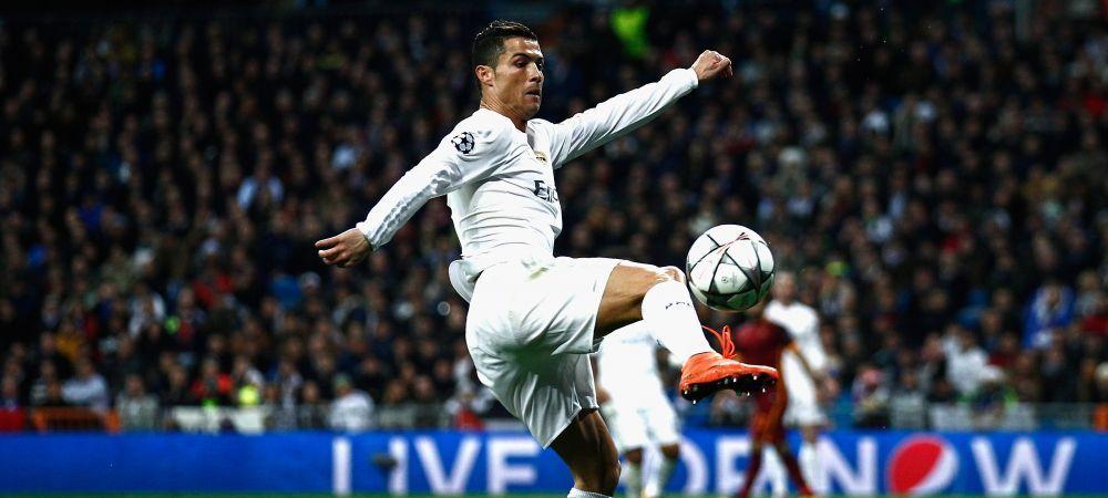 Real Madrid 2-0 AS Roma, Wolfsburg 1-0 Gent. Cristiano Ronaldo o EXECUTA in 3 minute pe Roma, Schurrle inscrie pentru calificarea in sferturile Ligii | VEZI REZUMATELE