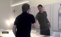 VIDEO GENIAL! Zlatan a intervievat un baiat care a vrut sa se angajeze la firma lui! A raspuns corect la o singura intrebare si a primit jobul