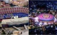 FOTO | Barcelona si-a prezentat planurile pentru noul stadion de 105.000 locuri! Constructia arenei va incepe in 2017 si se va termina in 2021
