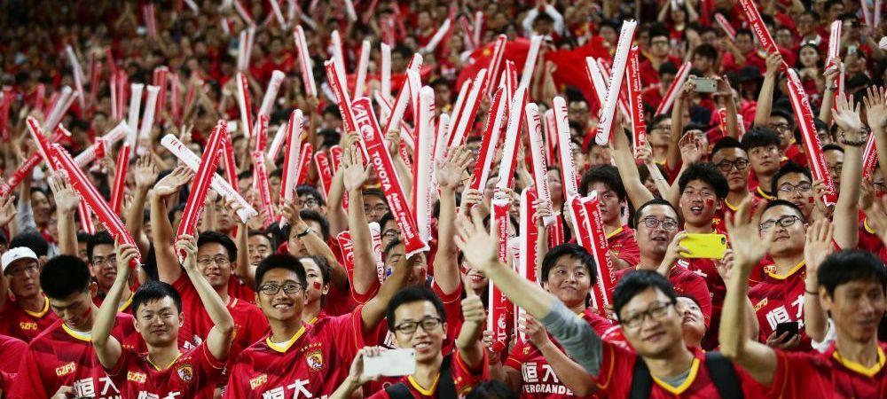 Noua ordine mondiala in fotbal: chinezii se lauda cu cel mai valoros club din lume pe piata bursiera! Guangzhou, mai scump decat Real si United