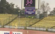 Nici Steaua, nici FCSB :) CE GAFA! Ce a aparut pe tabela in locul numelui Stelei la meciul cu Astra din Cupa Ligii. FOTO