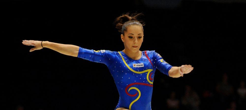Cosmar pentru lotul de gimnastica! Larisa Iordache s-a accidentat si rateaza calificarile pentru Rio