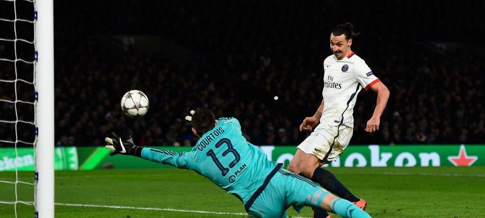 """Ibrahimovic a urcat pe locul 7 al golgheterilor ALL TIME in UCL. Poate ajunge maxim pana pe 4. Cum arata primii trei """"intangibili"""""""