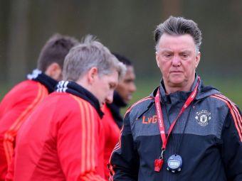 """Van Gaal, DISTRUS de Generatia de Aur a lui United: """"Ce joaca echipa asta? Spre ce se indreapta acest club?"""" Returul e joia viitoare la ProTV!"""