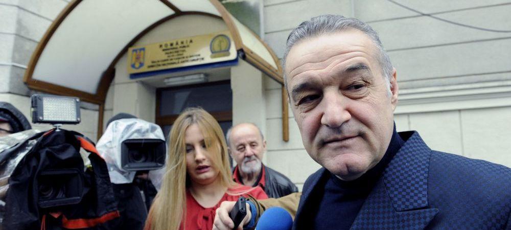 """SURPRIZA azi la DNA! Gigi Becali a ajuns in fata procurorilor: """"Sa nu se bucure dusmanii, ca nu o sa fac puscarie!"""""""