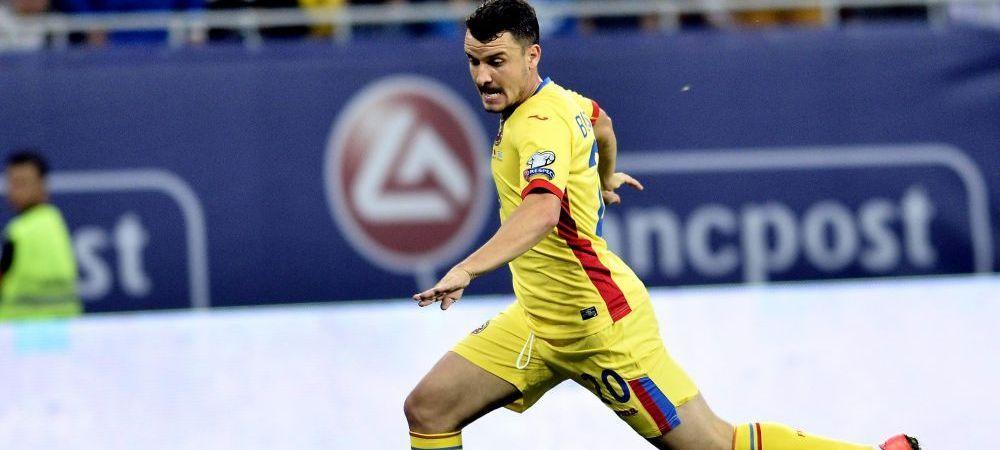 """Budescu, sanse MINIME la EURO! Iordanescu e dezamagit de transferul in China: """"Nu stiu daca putem sa-l urmarim acolo"""""""