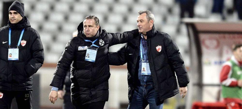 """""""De ce sa nu joace Dinamo in Europa? E bine pentru Romania"""" Rednic ii raspunde lui Reghe, care a INTERZIS Dinamo in cupele europene"""