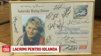 "Sportul romanesc o plange pe Iolanda Balas! Constantina Dita: ""N-o sa trec niciodata peste aceasta durere"". Fosta sportiva va fi inmormantata luni"