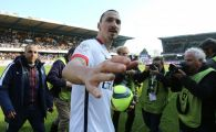 """""""Omul titlu"""", chemat sa faca minuni in Anglia! L'Equipe anunta ca Man United l-a contactat deja pe Zlatan pentru un transfer in vara"""