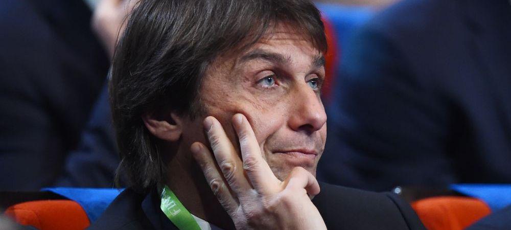 PLEACA de la nationala dupa Euro! Conte se pregateste pentru o SUPER provocare in Premier League