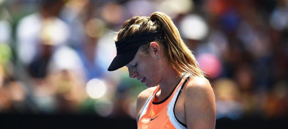 O, NU! Sharapova a ramas si fara titlul de ambasador ONU dupa scandalul de dopaj