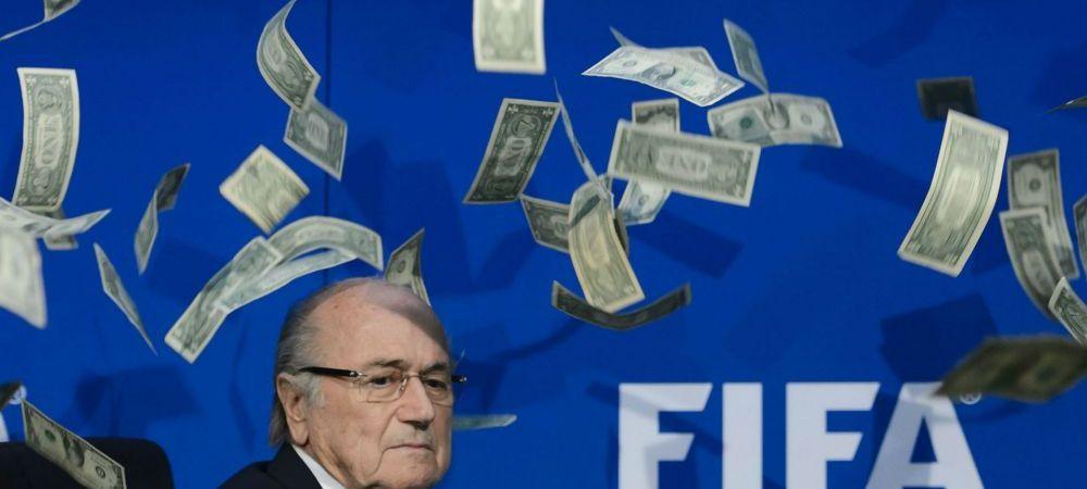FABULOS! S-a aflat abia acum! Ce salariu avea Blatter ca presedinte FIFA