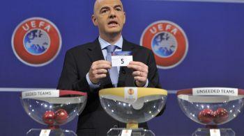 Dueluri fabuloase in UCL si UEL: Barcelona - Atletico, PSG - City. In Europa League se bat Dortmund - Liverpool si Braga - Sahtior. Lista completa a meciurilor