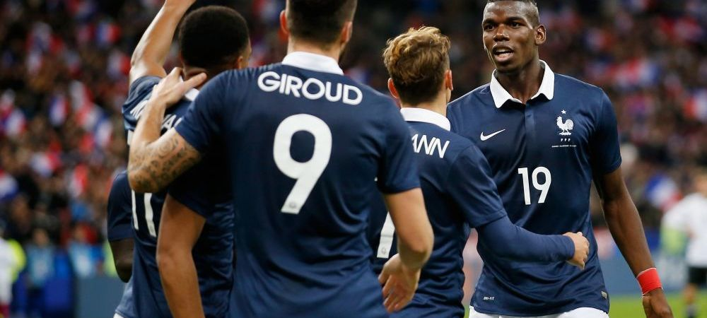 """Del Bosque: """"Franta e clar favorita pentru castigarea trofeului!"""" Cum arata lotul nationalei cu care ne batem in primul meci la Euro"""