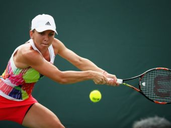 """1 pauza, 2 final"" :( Simona a castigat primul set, insa a ratat calificarea in semifinala! Halep-Bacsinszky 6:4 3:6 2:6"