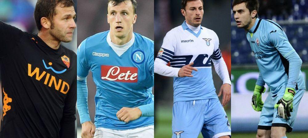 Un titular al lui Milan ia intr-un an cat Chipciu in 3 luni! TOP 10 salarii in Serie A! Cat castiga Chiriches, Tatarusanu, Lobont si Radu Stefan