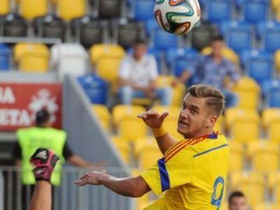 Steaua are un singur jucator, Voluntari si Dinamo dau cei mai multi! Lotul Romaniei pentru meciul de calificare la Euro U21