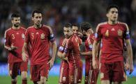 Nu mai vine pe Cluj Arena! Un star al Barcelonei si-a rupt un deget la antrenament si va lipsi de la amicalul Spaniei cu Romania