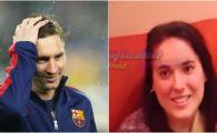 Spaniolii au gasit-o pe femeia careia Messi i-a fracturat mana: e mega fana Cristiano Ronaldo si are papuci cu Real Madrid :)