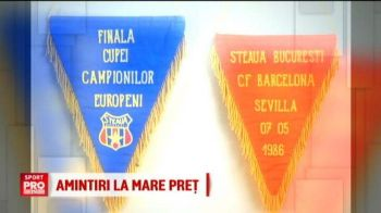 Fanionul de la finala Cupei Campionilor este scos la vanzare! De la cate mii de euro porneste licitatia